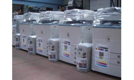 Chọn mua một máy photocopy cũ đã qua sử dụng