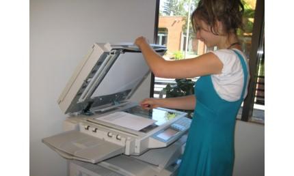 Sử dụng dịch vụ cho thuê máy photocopy hiệu quả