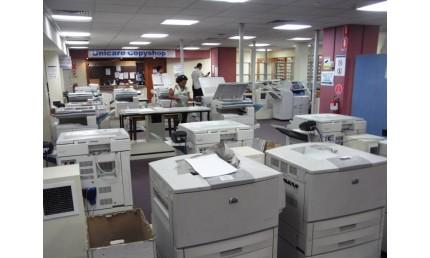 Quy trình bảo dưỡng máy photocopy
