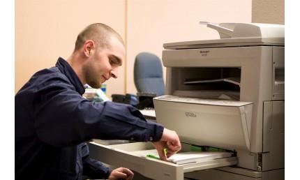 Máy photocopy không hoạt động nên làm gì ?