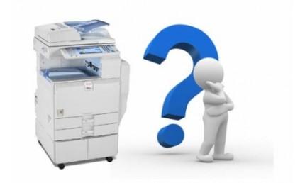 Tác hại của máy photocopy đối với sức khẻo