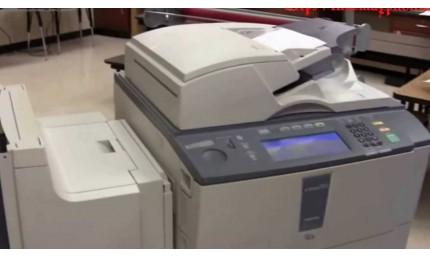 Tránh chọn mua máy photocopy không có nguồn gốc rõ ràng