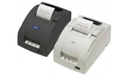 Cách thay giấy in hóa đơn cho máy in hóa đơn