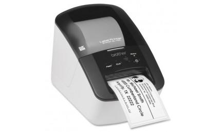 Công nghệ in phun của các máy in nhãn