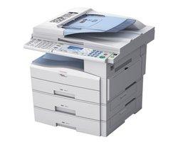 Máy photocopy Kỹ thuật số RICOH AFICIO MP 201SPF