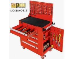 Tủ đồ nghề 5 ngăn Kocu KC-316