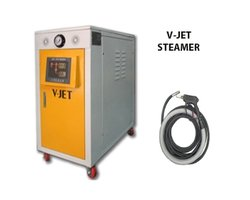 Máy Rửa xe hơi nước nóng V-JET STEAMMER 12E 3 pha