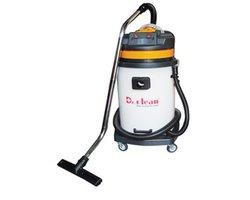 Máy hút bụi công nghiệp khô & ướt Dr clean 70P-2