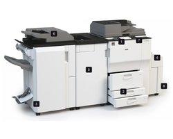 Máy Photocopy Kỹ thuật số RICOH Aficio MP 6002 copy 1