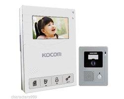 Chuông cửa có hình Kocom KCV-434 + KC-C60