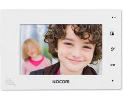 Chuông cửa có hình Kocom KCV-D372 + KC-C62