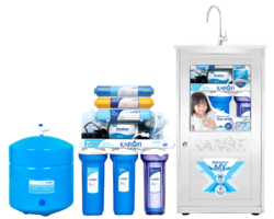 Máy lọc nước Karofi KT7S (tủ inox)