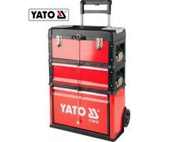 Vali đựng đồ nghề 4 ngăn Yato YT-09101