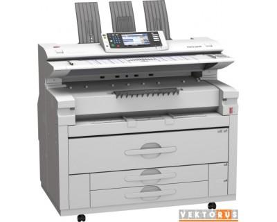 Máy Photocopy Khổ A0 Ricoh Aficio MP W5100