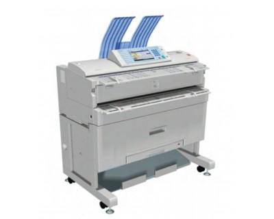 Máy Photocopy A0 Ricoh Aficio MP W2401