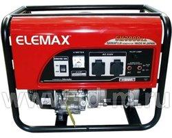 Máy phát điện Elemax SH 3900EX