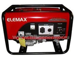 Máy phát điện Elemax SH 7600EXS