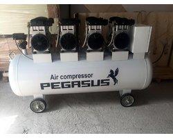 Máy nén khí giảm âm Pegasus TM-OF1100x4-300L