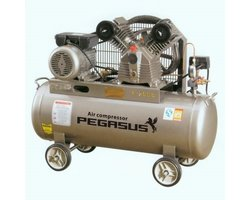 Máy nén khí dây đai PEGASUS TM-V-0.17/8-100L