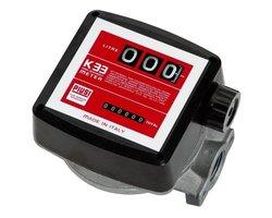 Đồng hồ đo dầu piusi Meter K33 Ver. D