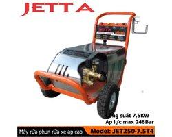 Máy rửa xe cao áp Jetta  JET250-7.5T4