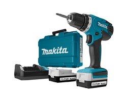 Máy khoan vặn vít dùng pin Makita DF347DWE