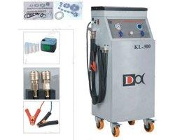 Máy thay dầu hộp gió tự động dùng điện KL-300