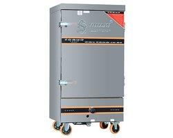 Tủ cơm công nghiệp gas, điện 50 Kg gạo 1 cánh