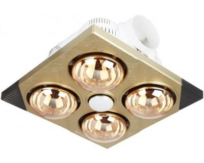 Đèn sưởi nhà tắm Kottmann K4BT 4 bóng