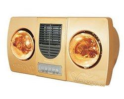 Đèn sưởi nhà tắm Kottmann K2B-HW-G 2 bóng
