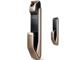 Khóa cửa Samsung SHP-DP728BG/EN