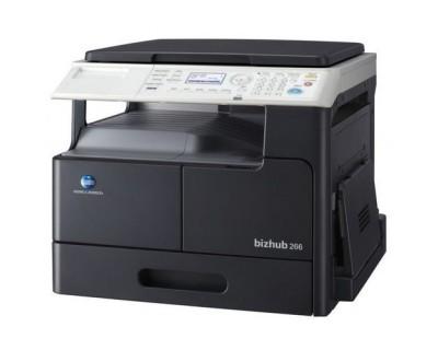 Máy photocopy Konica minolta Bizhub 266