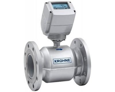 Đồng hồ điện từ Krohne Waterflux 3070F(pin) DN100-class2