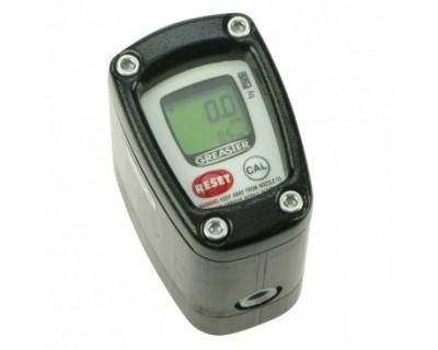 Đồng hồ đo Piusi K200 in-line Grease meter GR/KG