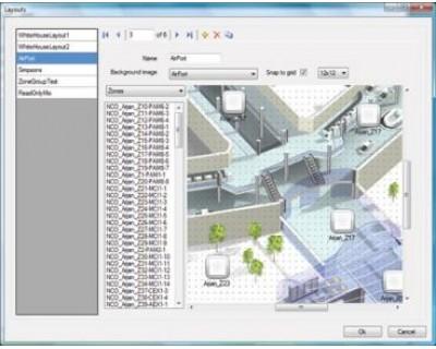 Phần mềm gọi từ máy tính chủ BOSCH PRS-SWC