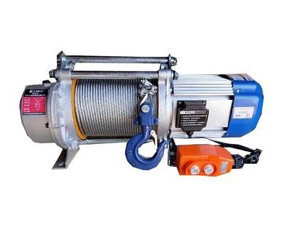 Máy tời đa năng NIKI KCD 500/1000/220V-100m