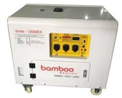 Máy phát điện Bamboo BmB 12000EX