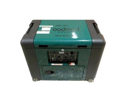 Máy phát điện chạy bằng dầu Diesel Bamboo BmB 7800E