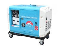 Máy phát điện chạy dầu Bamboo BMB 9500DET