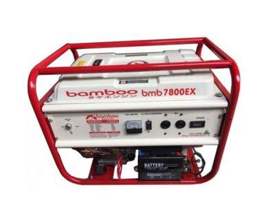 Máy phát điện xăng Bamboo BmB 7800EX