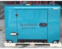 Máy phát điện BAMBOO BmB 9800 ET3P