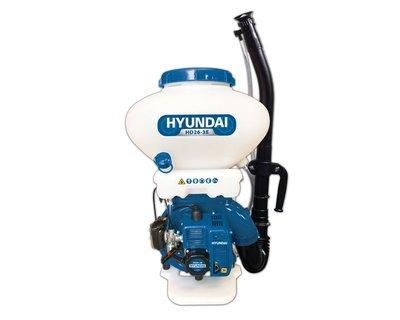 Máy phun xạ Hyundai HD26-3E