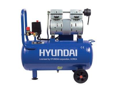 Máy nén khí không dầu Hyundai AH1-124