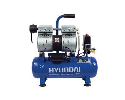 Máy nén khí không dầu Hyundai AH3-1100