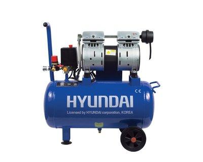 Máy nén khí không dầu Hyundai AH1-25