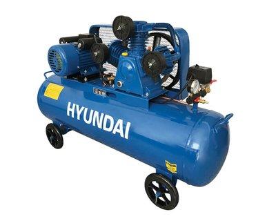 Máy nén khí Hyundai HD75-220 (220L)