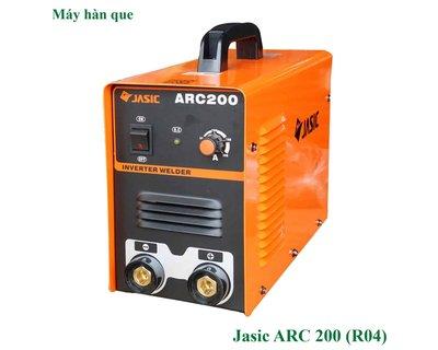 Máy hàn que hồ quang Jasic ARC 200