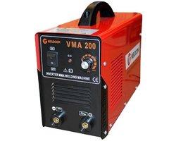 Máy hàn que dùng điện Weldcom VMA200