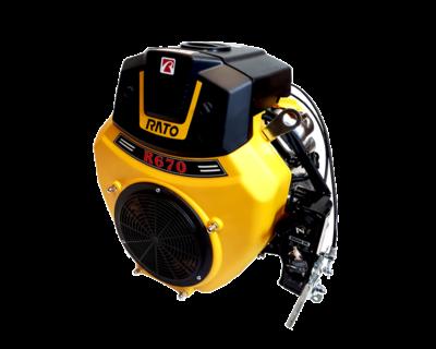 Động Cơ Xăng Rato R670E