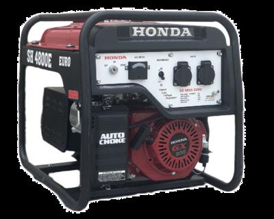 Máy phát điện Honda SH 4800Euro